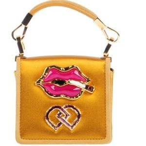 DSQUARED Bags - DSQUARED2 LIPS MINI  Handbag NWT